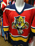 Vintage FLORIDA PANTHERS NHL CCM Jersey S