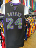 Vtg #24 KOBE BRYANT Los Angeles Lakers NBA Adidas Authentic Jersey S