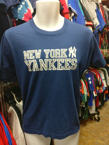 Vintage 80s NEW YORK YANKEES MLB Screen Stars T Shirt M