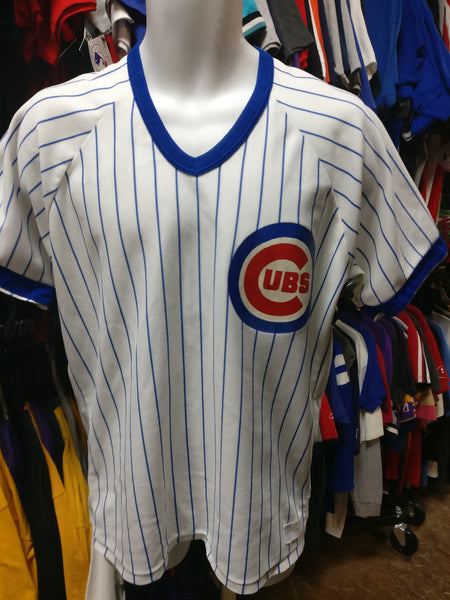 Vintage 80s CHICAGO CUBS MLB Rawlings T-Shirt L
