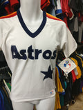 Vintage 80s HOUSTON ASTROS MLB Rawlings T-Shirt S (Deadstock)