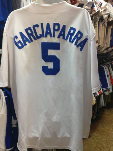 Vtg'06#5NOMAR GARCIAPARRA Los Angeles Dodgers MItchell & Ness Jersey60