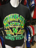 Vtg'91 MINNESOTA NORTH STARS NHL Stanley Cup Playoffs Stedman T-ShirtM