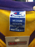 Vintage #41 GLEN RICE Los Angeles Lakers NBA Champion Jersey 40
