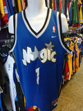 Vintage #1 TRACY McGRADY Orlando Magic NBA Nike Jersey M