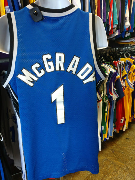 7d5ae7925c7 Vintage  1 TRACY McGRADY Orlando Magic NBA Nike Jersey M – XL3 ...