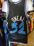 Vintage #32 SHAQUILLE O'NEAL Orlando Magic NBA Champion Jersey 40