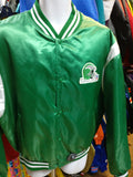 Vintage 80s PHILADELPHIA EAGLES NFL Swingster Nylon Jacket XL