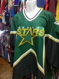 Vintage #16 BRETT HULL Dallas Stars NHL Koho Authentic Jersey 56