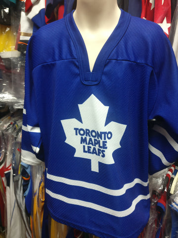 Vintage TORONTO MAPLE LEAFS NHL CCM Jersey Child One Size
