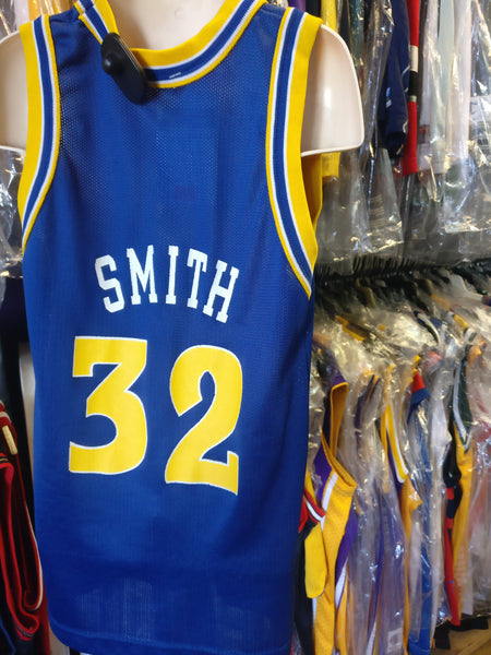 Vintage #32 JOE SMITH Golden State Warriors NBA Champion Jersey 6-8