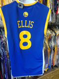 Vtg #8 MONTA ELLIS Golden State Warriors Adidas Jersey S