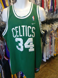 Vintage #34 PAUL PIERCE Boston Celtics NBA Nike Jersey XL