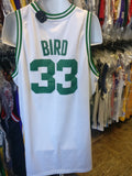 Vtg #33 LARRY BIRD Boston Celtics Adidas Hardwood Classics Jersey 3XL