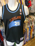 Vintage #25 MARK PRICE Cleveland Cavaliers NBA Champion Jersey 14-16