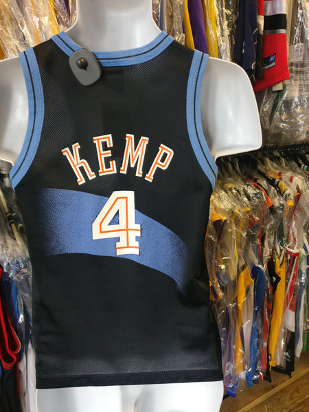 Vintage #4 SHAWN KEMP Cleveland Cavaliers NBA Champion Jersey 10-12