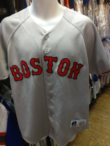 Vintage BOSTON RED SOX MLB Russell Athletic Jersey M