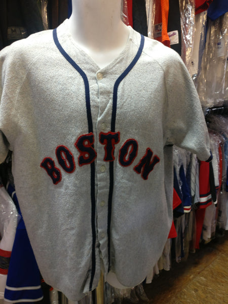 Vintage 70s BOSTON RED SOX MLB Jersey L