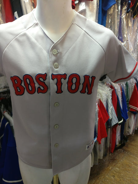 Vintage BOSTON RED SOX MLB Majestic Jersey YM