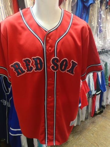 Vintage BOSTON RED SOX MLB True Fan Jersey M