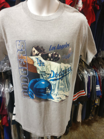 Vintage '99 LOS ANGELES DODGERS MLB Lee Sport T-Shirt YXL (Deadstock)