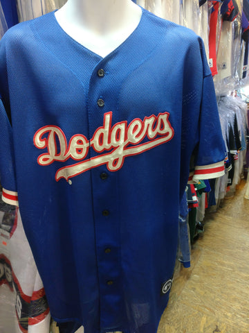 6a3ae80ff1a Vintage LOS ANGELES DODGERS MLB Majestic Jersey XL