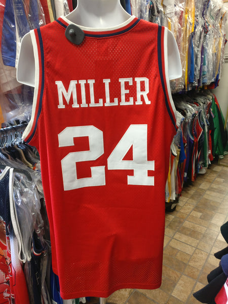 Vintage #24 ANDRE MILLER Los Angeles Clippers NBA Nike Jersey XXL
