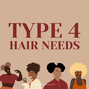 How do you Care for Type 4 hair Specifically?