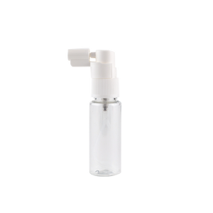 20 ml Fine mist spray bottle with an extended nozzle + clip