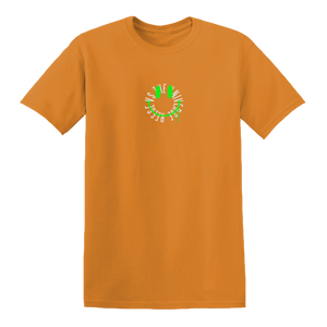 Smiley Face T-Shirt [Orange]