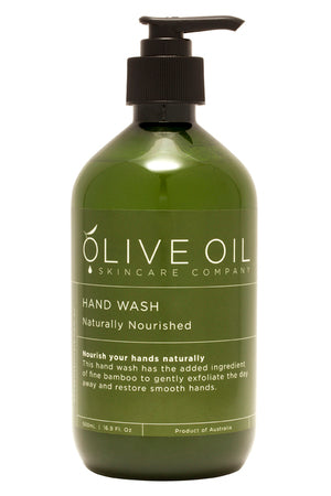 Hand Wash- Naturally Nourished