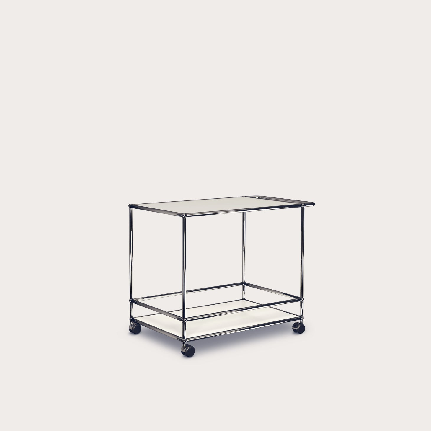 Haller Serving Cart L Storage Fritz Haller Designer Furniture Sku: 000-180-20045