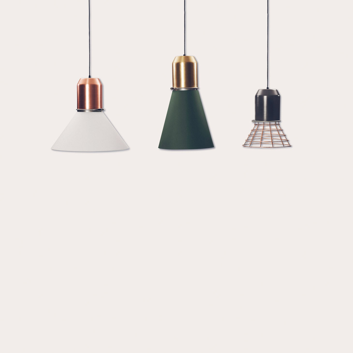 Bell Light Lighting Sebastian Herkner Designer Furniture Sku: 001-160-10074