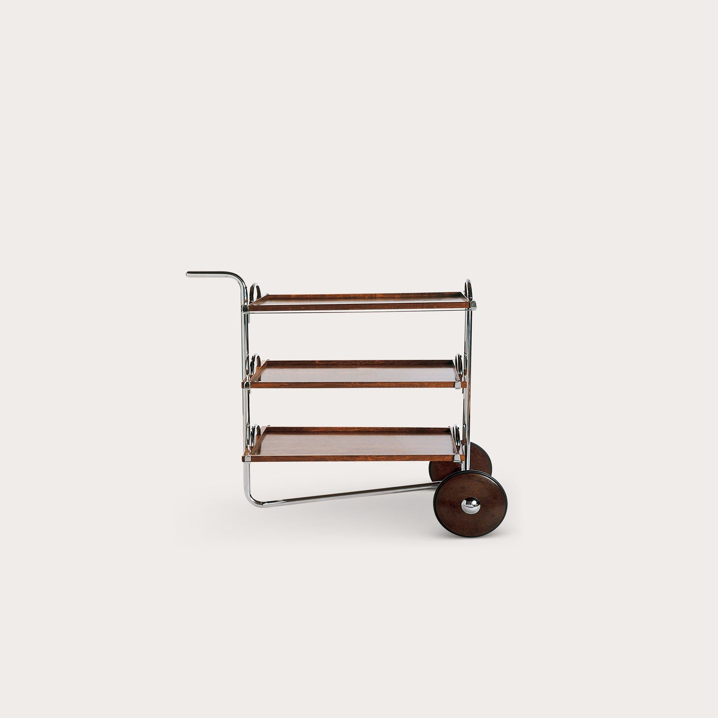 Warchavchik Tea Trolley Storage Gregori Warchavchik Designer Furniture Sku: 003-220-10097