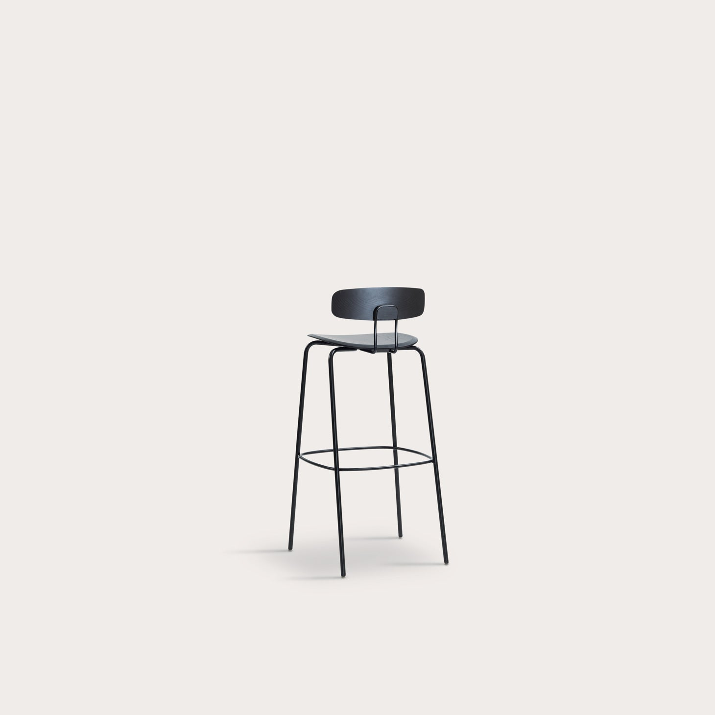 Okito Bar Stool Seating Laeufer & Keichel Designer Furniture Sku: 006-120-10122