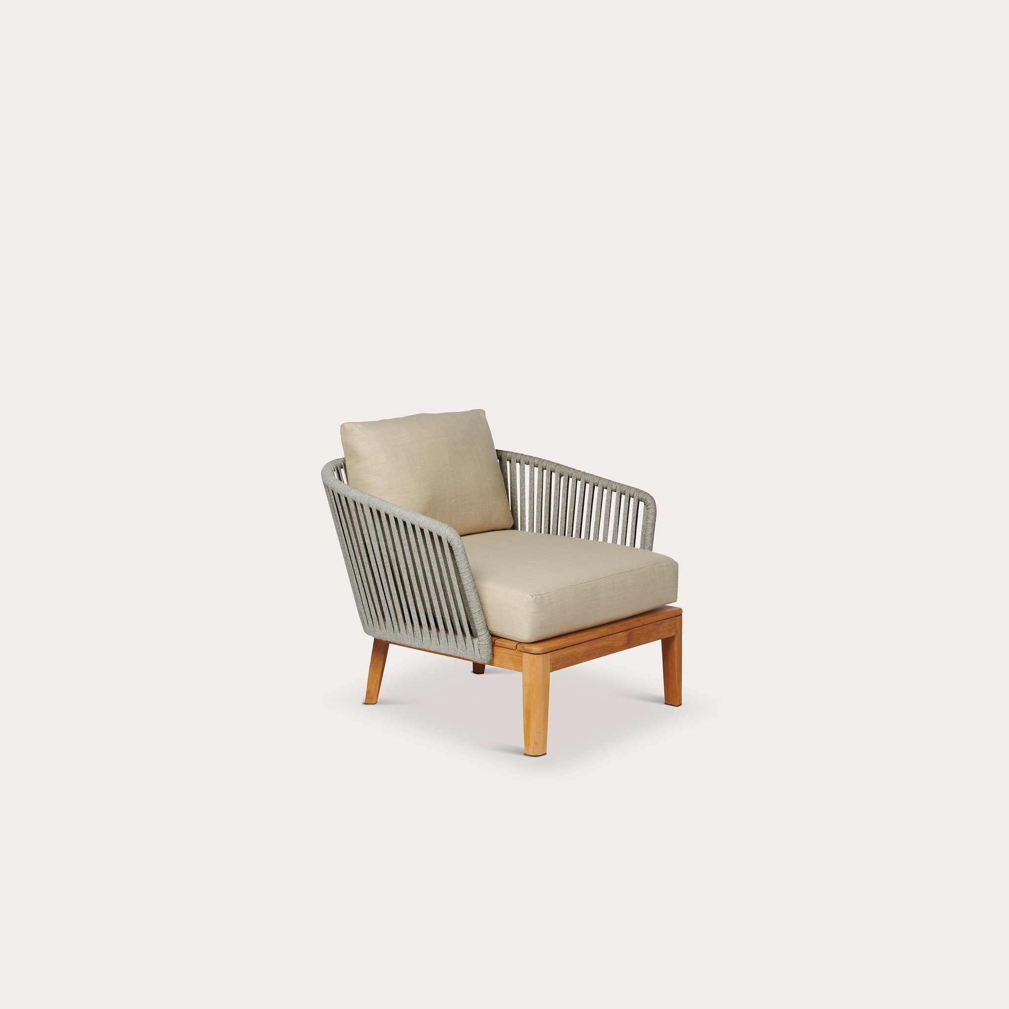 MOOD Club Chair Outdoor Studio Segers Designer Furniture Sku: 007-200-11201