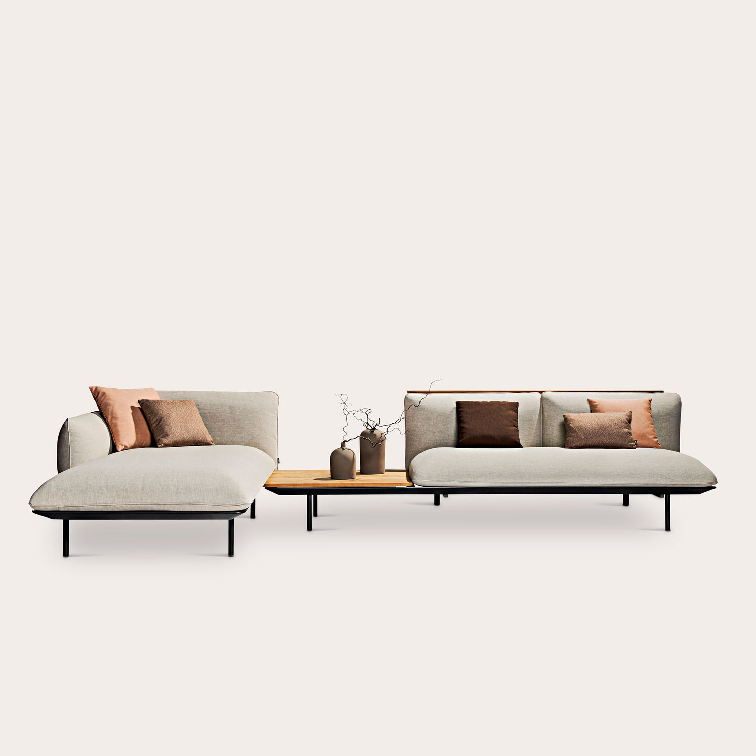 SENJA SOFA Outdoor Studio Segers Designer Furniture Sku: 007-200-11706