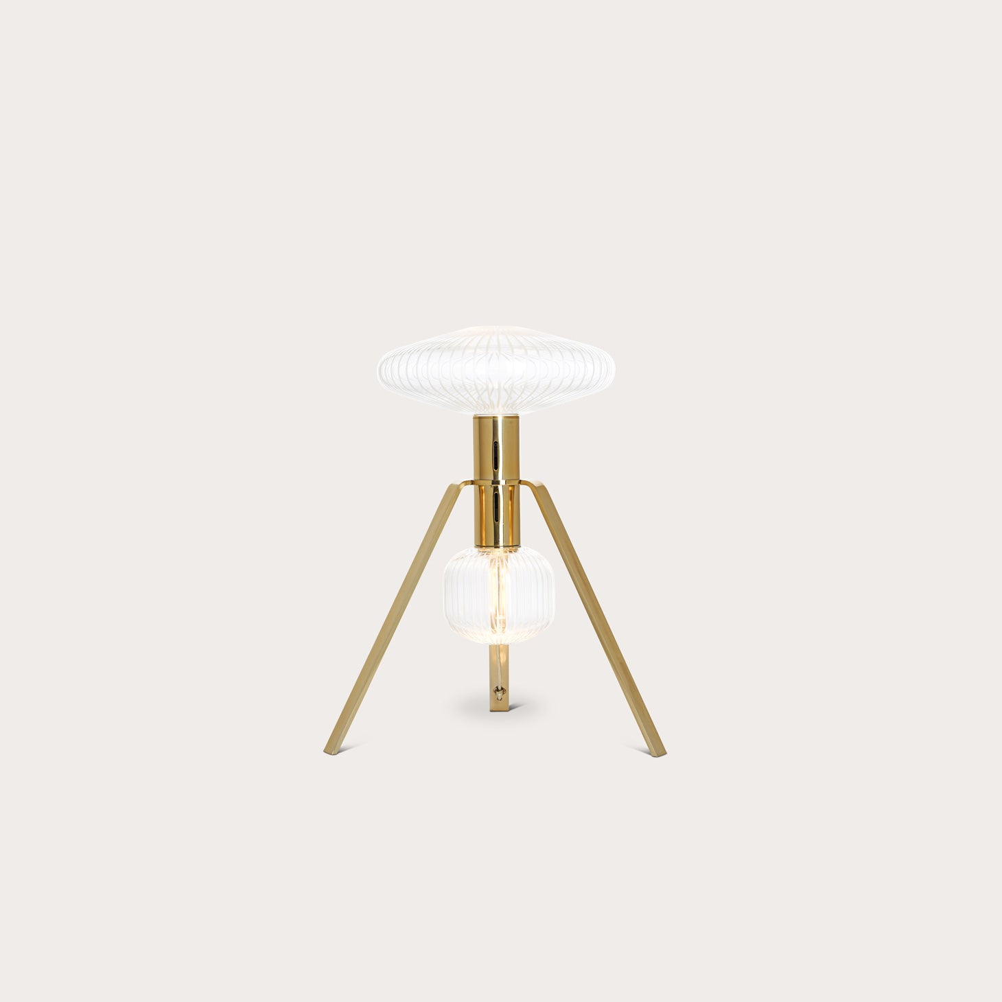 Cipher Table Lamp Small Lighting Yabu Pushelberg Designer Furniture Sku: 110-160-10003