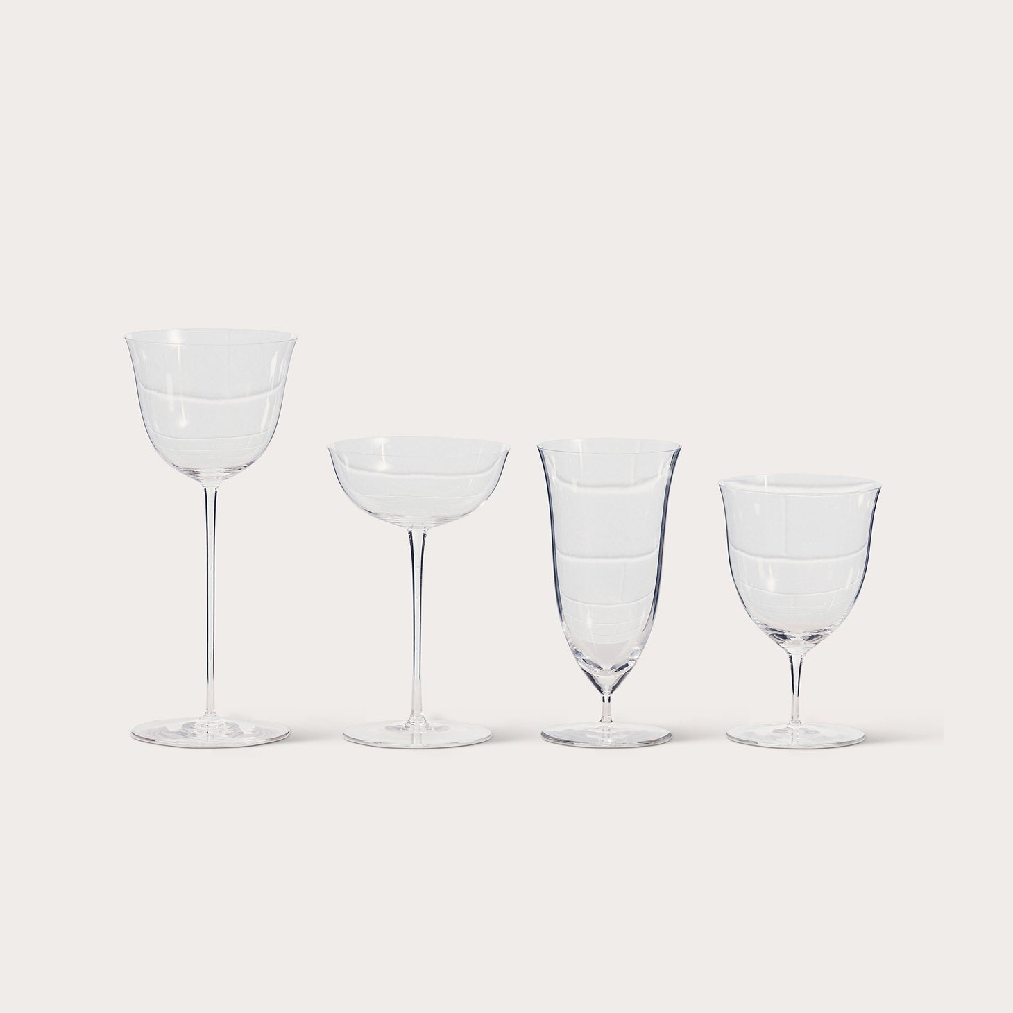 Drinking Set No. 238 Patrician Accessories Josef Hoffmann Designer Furniture Sku: 220-100-10240