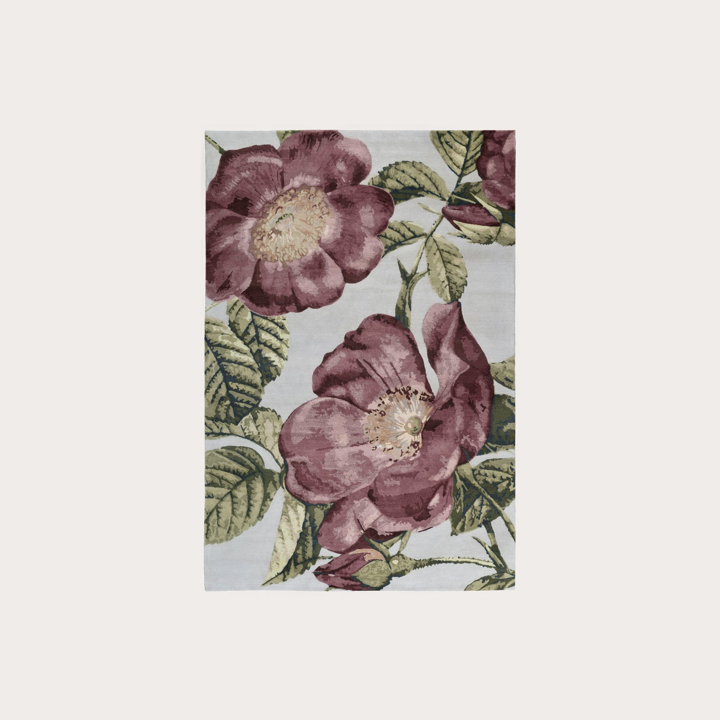 Vivienne's Rose Dust Floor Coverings Vivienne Westwood Designer Furniture Sku: 391-150-10865