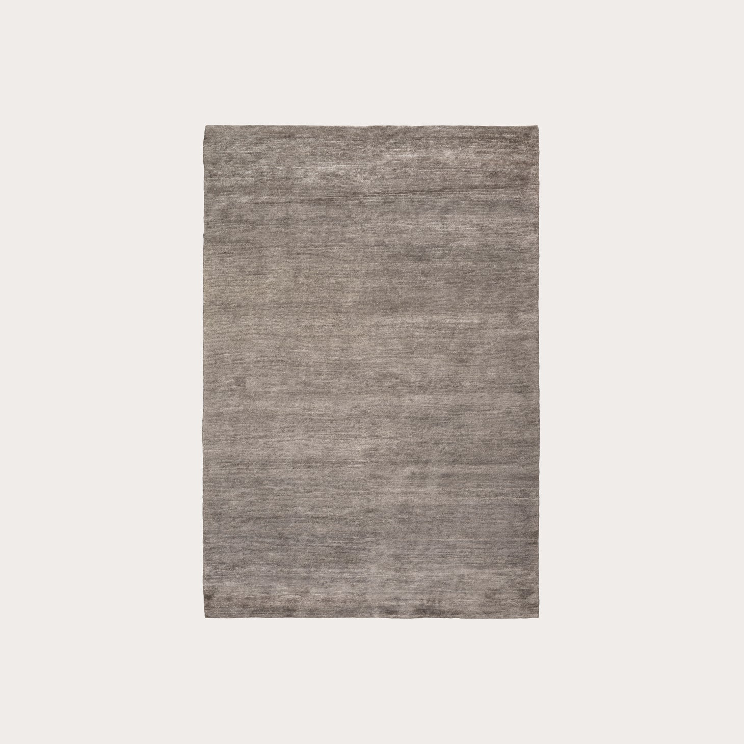 Bamboo Silk Silver Floor Coverings The Rug Company Designer Furniture Sku: 391-150-10869
