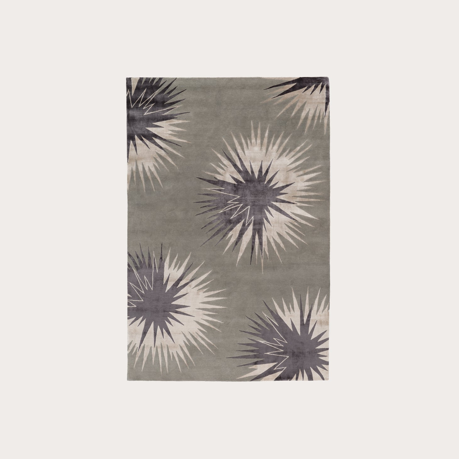 Thistle Pewter Floor Coverings Vivienne Westwood Designer Furniture Sku: 391-150-11251