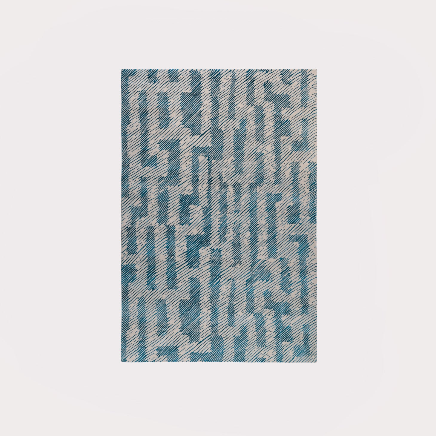 Verge Azure Floor Coverings Kelly Wearstler Designer Furniture Sku: 391-150-11397