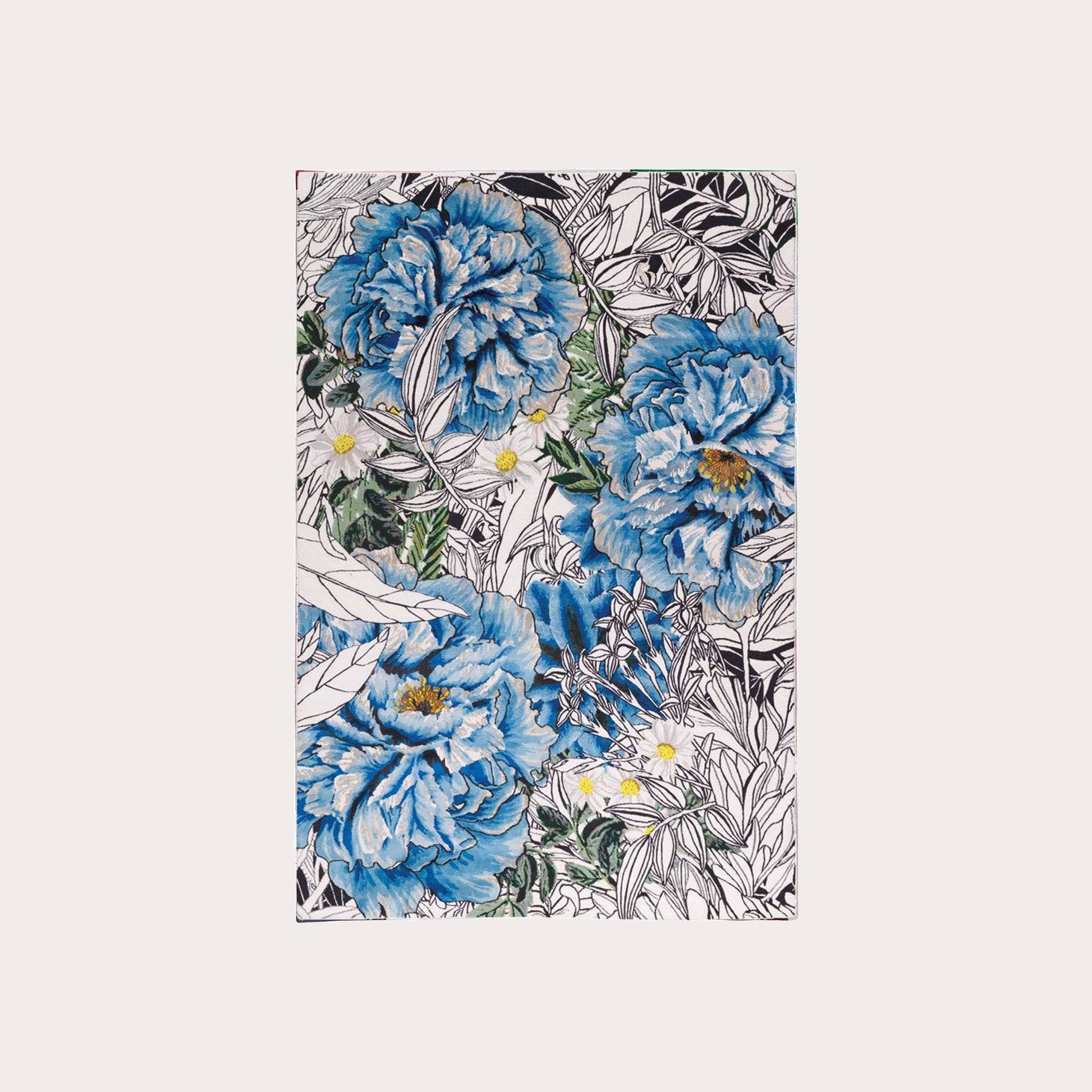 Garden of Eden Rugs Mary Katrantzou Designer Furniture Sku: 391-150-11444