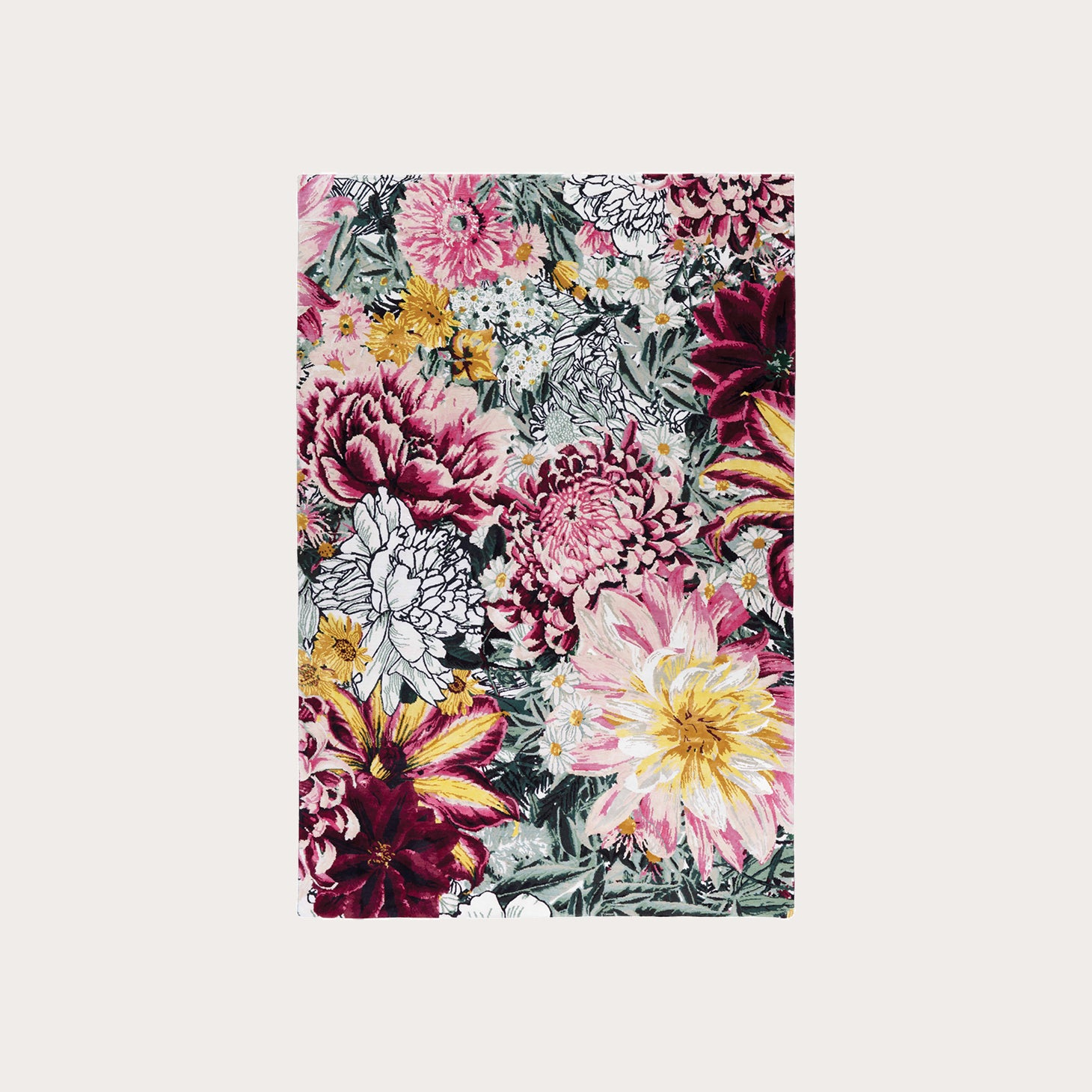 Botanical Paradise Rugs Mary Katrantzou Designer Furniture Sku: 391-150-11448