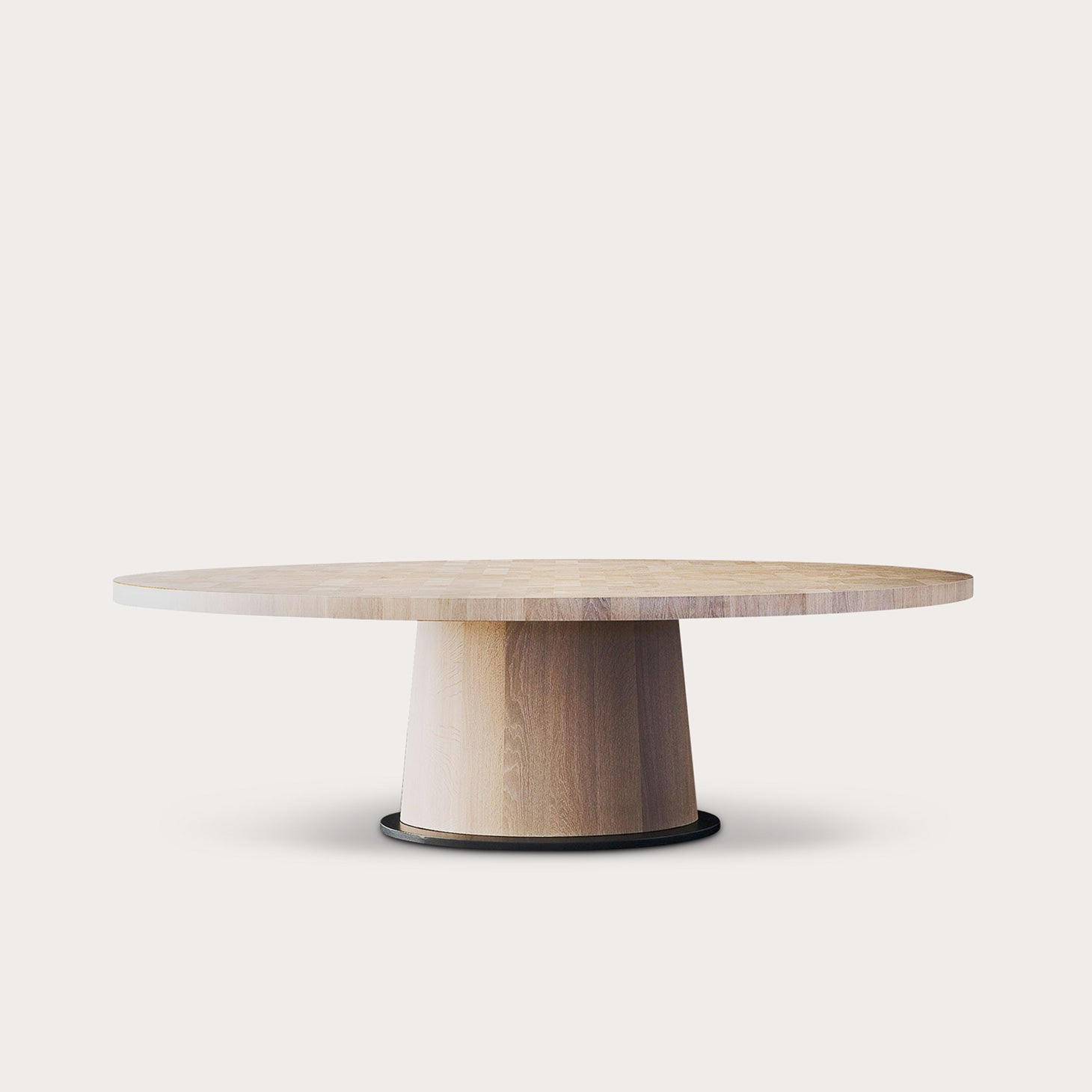 Kops Dining Table - Oval Tables Marlieke Van Rossum Designer Furniture Sku: 416-230-10188