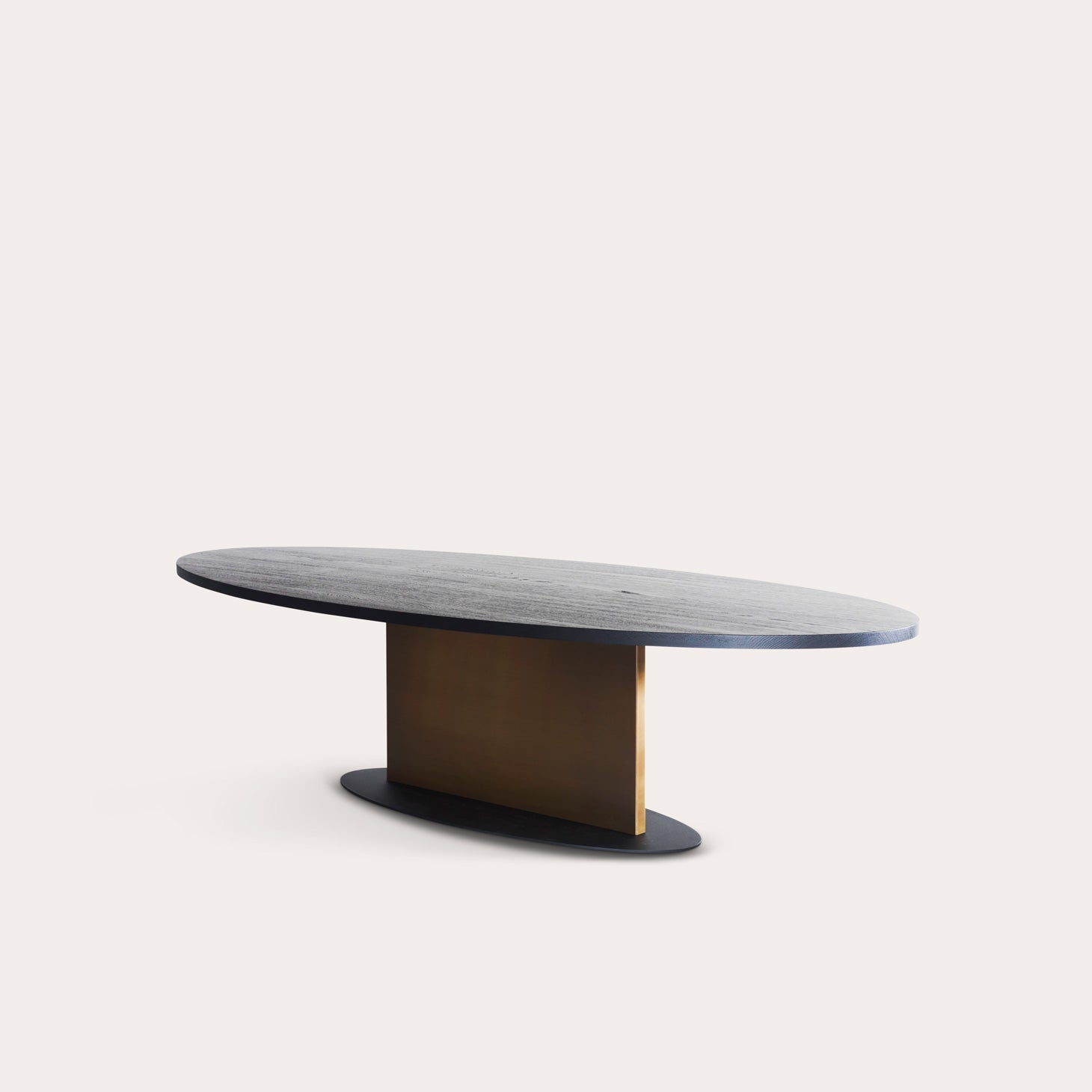 Opium Oval Dining Table Tables Marlieke Van Rossum Designer Furniture Sku: 416-230-10286