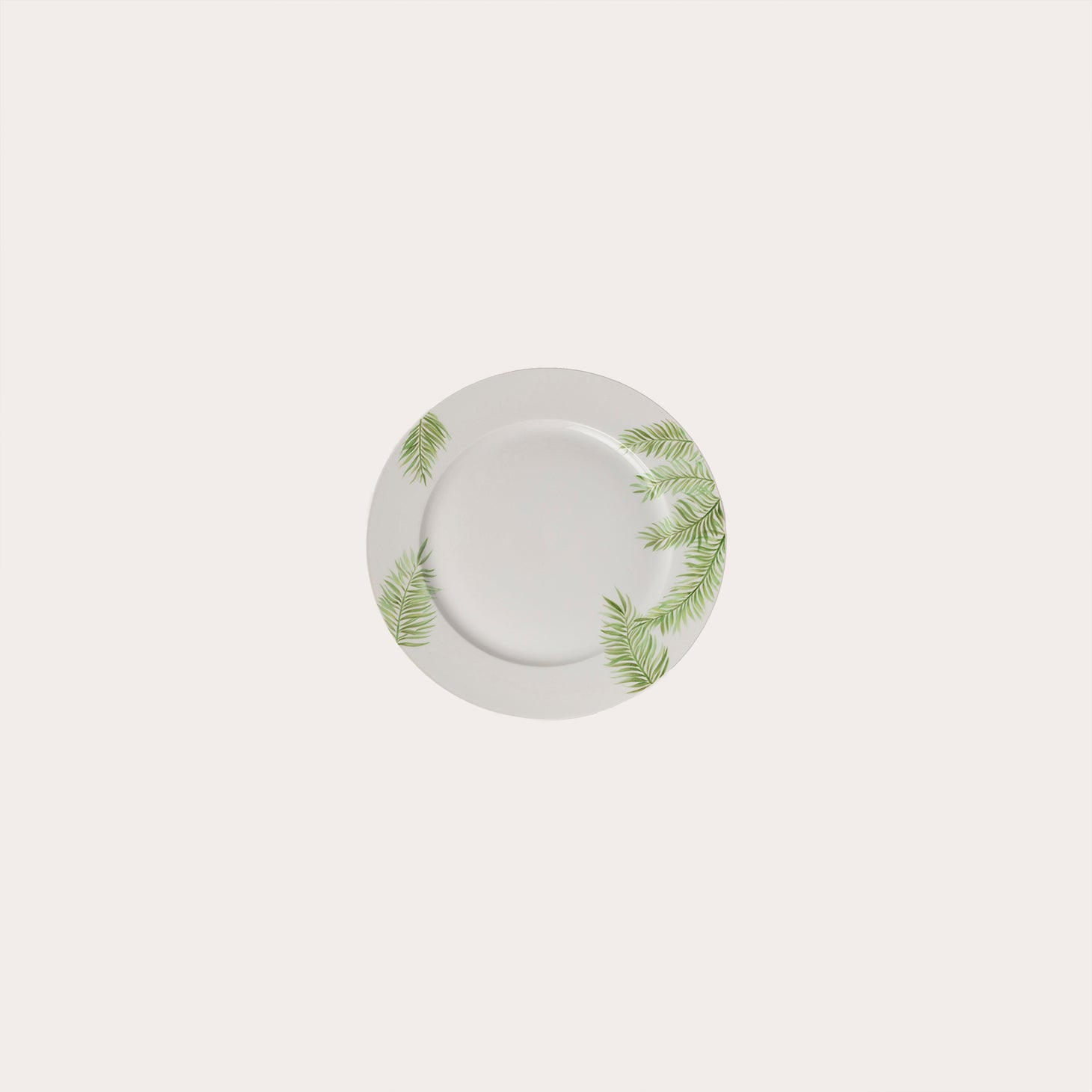 Palm Beach Two Presentation Plate Accessories Nymphenburg Designer Furniture Sku: 542-100-10283