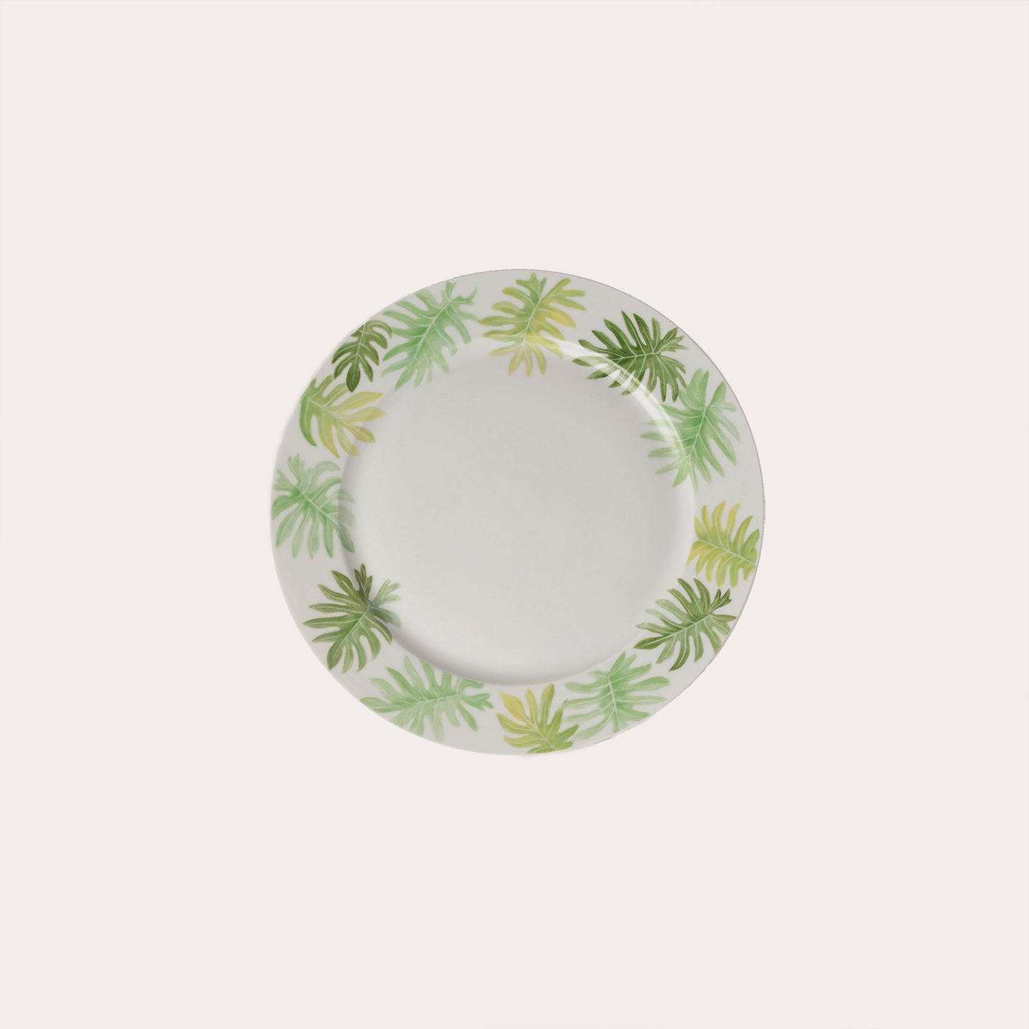 Palm Beach One Dinner Plate Accessories Nymphenburg Designer Furniture Sku: 542-100-10286