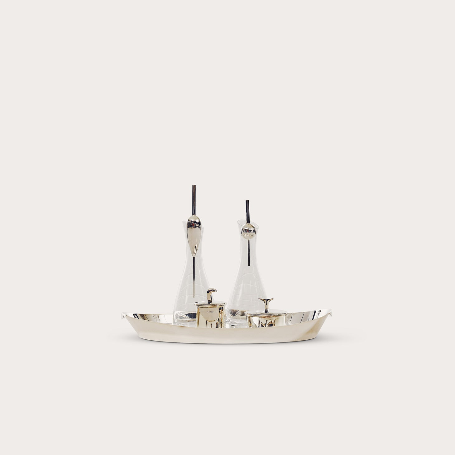 Cruet Set Accessories Yabu Pushelberg Designer Furniture Sku: 561-100-10051